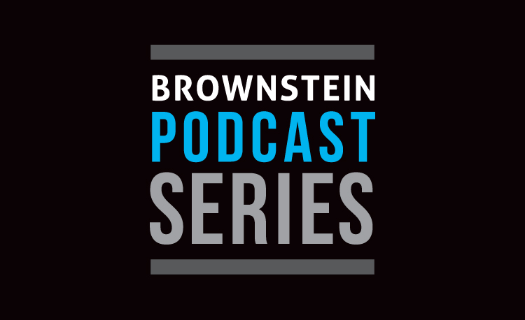 Brownstein Government Relations Podcast Series: CFIUS